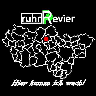 Marl - Hier komm ich wech weiss -  - Ruhrrevier,Ruhrgebiet,Revier,Heimat,Bergbau