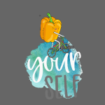 Be Yourself - Sei du selbst Paprika Motivation