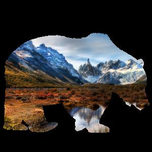 Bär Gebirge