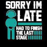 Sorry, I am Late