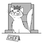 Chefkatze Charly