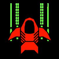 Pixel Spaceship Shooter
