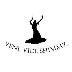 Veni Vidi Shimmy Black