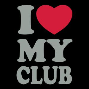I love my club