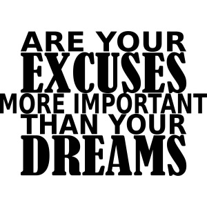 Excuses or Dreams? Motivation, Fitness, Crossfit