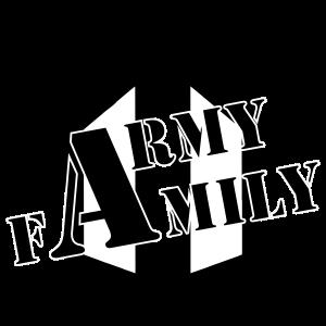 Army Family Shirt Design