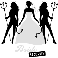 JGA - Bride security - Bride - Team - Teufel 2C