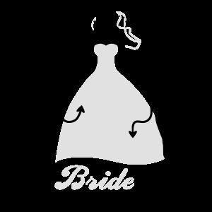 JGA - Bride security - Bride - Team - Teufel 2C