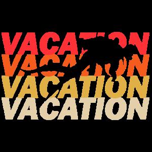 Sommerurlaub Sommerzeit