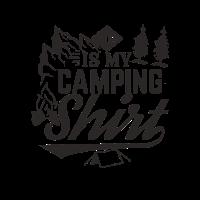 Camping Camper Geschenke Wandern Wildnis