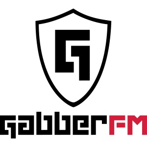 Gabber FM Logo Letters