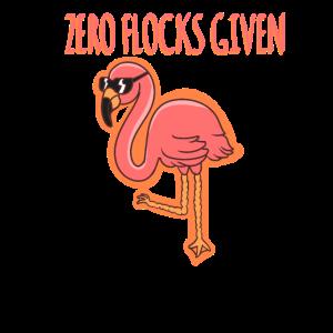 Zero flocks given Zero flocks given Zero flocks gi