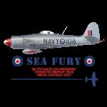 Sea Fury RCN