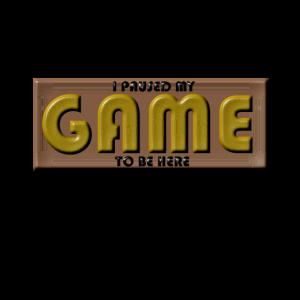 Geschenkidee für Gaming und zocken