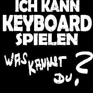 Keyboard Spielen Musikinstrument Alleskoenner
