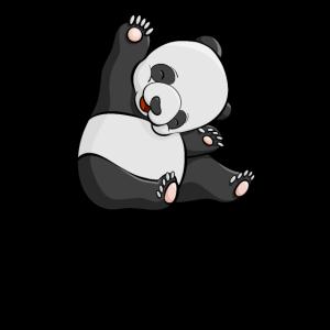 Pandas Pandabär roter Panda Mädchen Geschenk