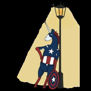 Captain Einhorn