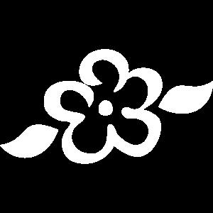 Blume Blümchen Dekoration