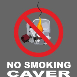 no smoking caver