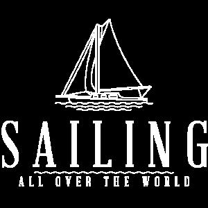Sailing All Over The World I Segeln Segelboot