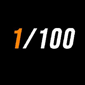 1outta100
