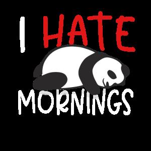 Ich hasse Morgende