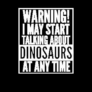 Über Dinosaurier reden