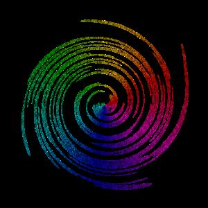 Rainbow wihrl oder Regenbogen
