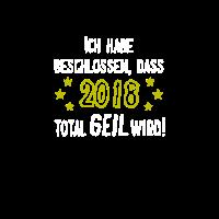 Silvester 2019 Wird Geil Neujahr T-Shirt
