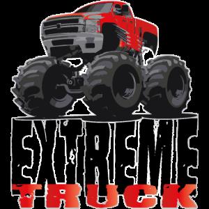 Truck extreme-Monstertruck