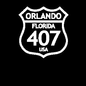 407 Orlando Florida USA Vorwahl