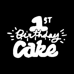 1. Geburtstag birthday 1 Jahr one yeah Eins BDay