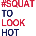 Squat to look Hot
