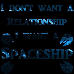 Relationship Spaceship Color