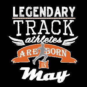 Legendary Track Legends werden im Mai geboren