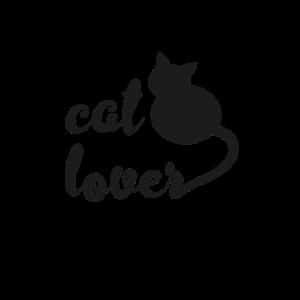 Katzenliebhaber - schwarz