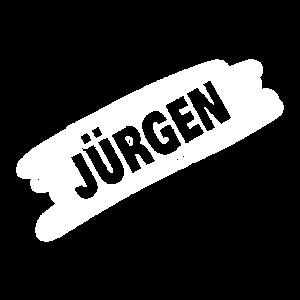 Jürgen als Farbklecks