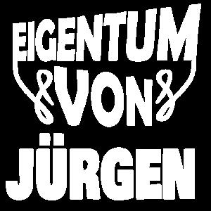 Besitz Eigentum JUeRGEN Name