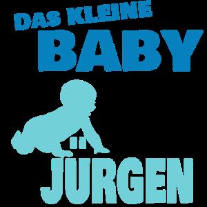 Baby JUeRGEN Name Geschenk