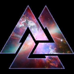 Cosmic Dreieck-Knoten