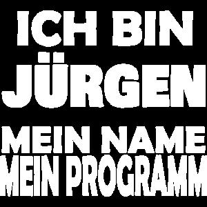 Programm Name JUeRGEN