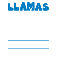 Llamas Makes Me Happy You Not So Much Geschenkidee