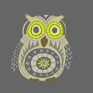 Ethnic Owly
