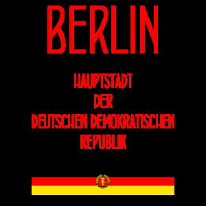 Berlin - Hauptstadt der DDR - GDR - Ostberlin
