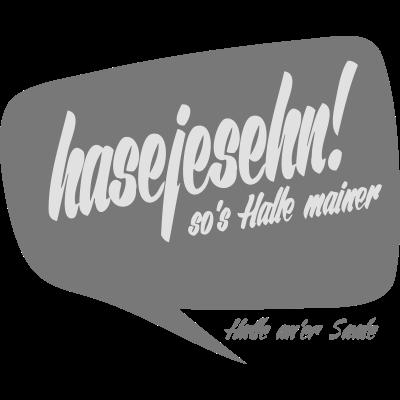 hasejesehn001 - Typisch Halle. - Mayito,Halle Saale,Halle