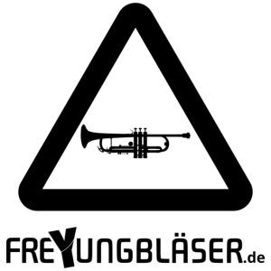 Freyungbläser Design 1 (schwarz)