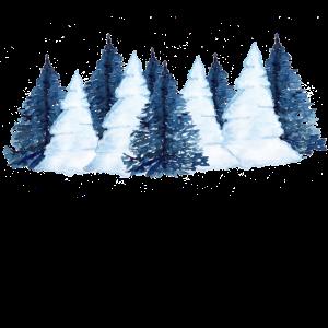 Tannenbaum Winter