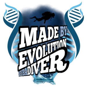 made by evolution Scuba Diver, Taucher