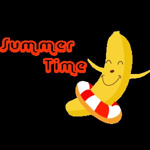 Banana Summer Banane Sommer