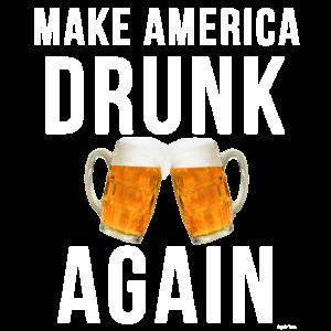 Machen Sie Amerika wieder betrunken